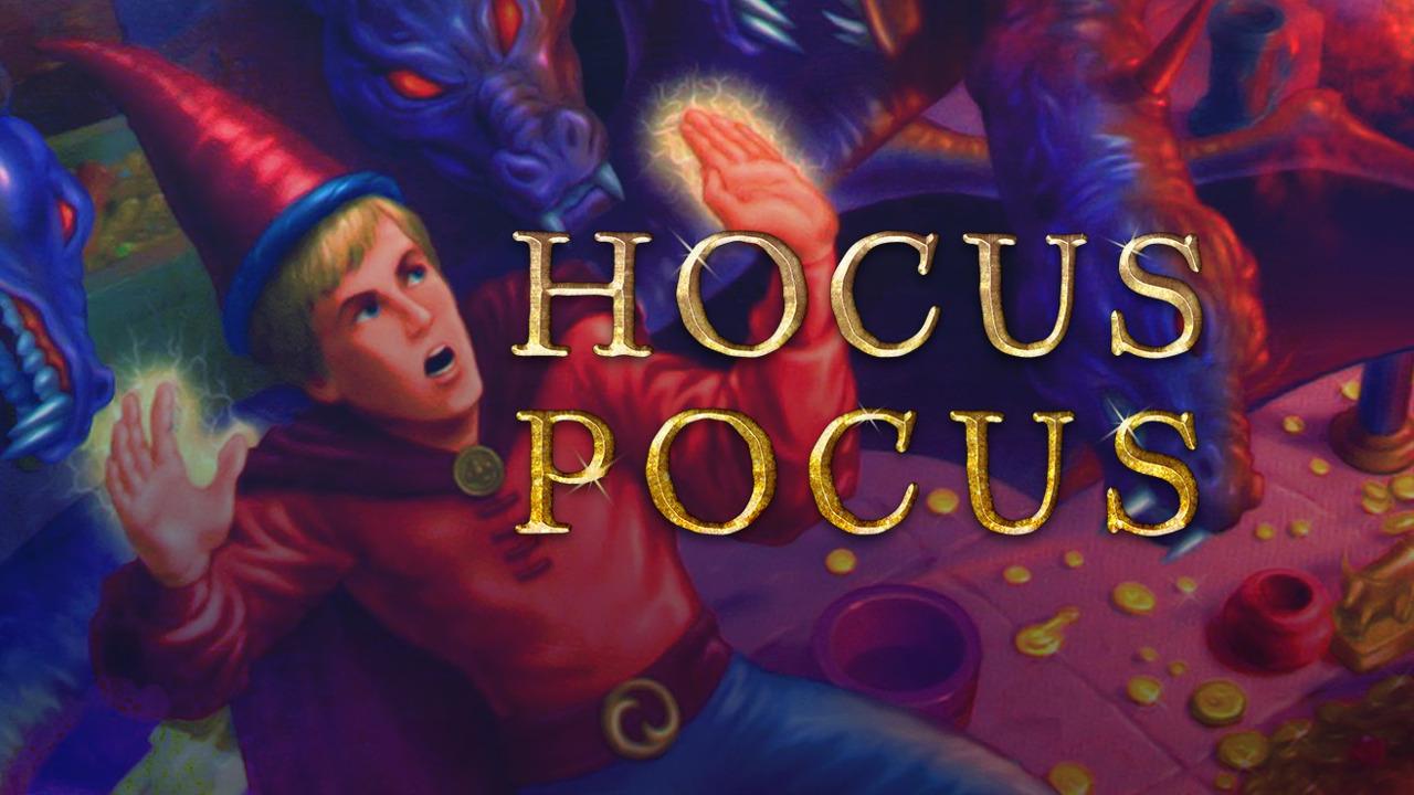 Hocus Pocus: Обзор игры