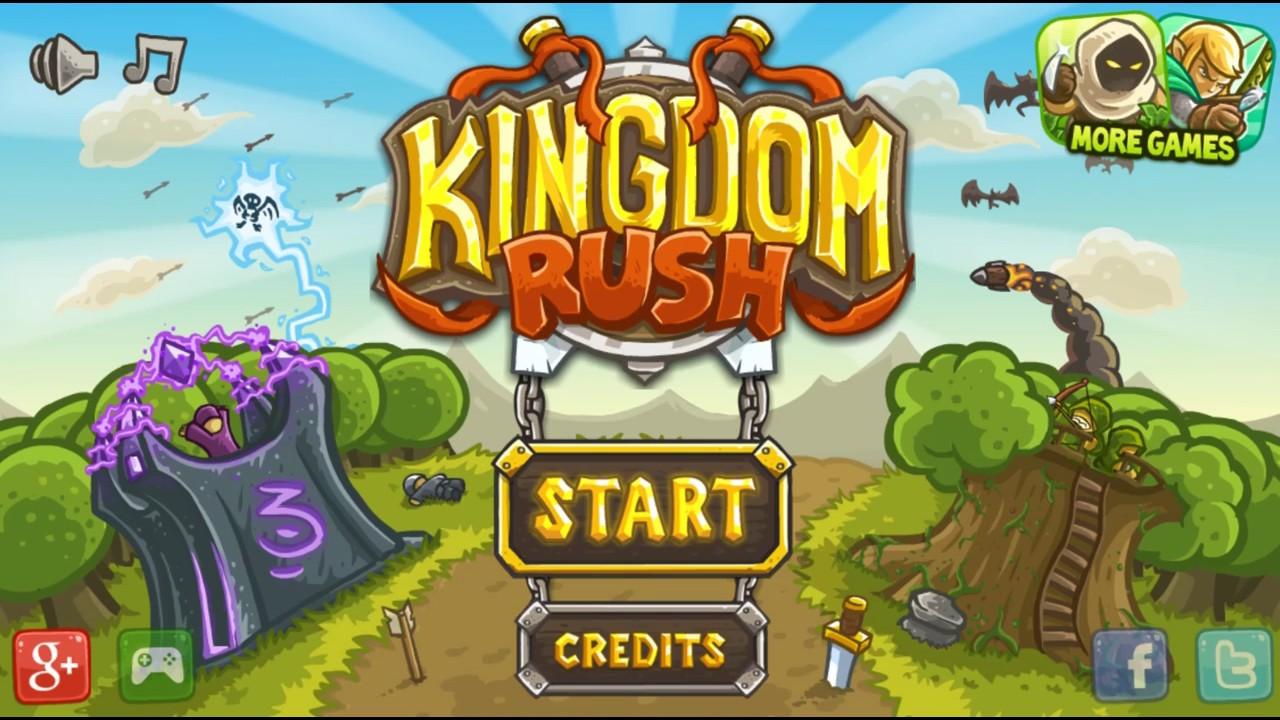 Kingdom Rush: Обзор игры