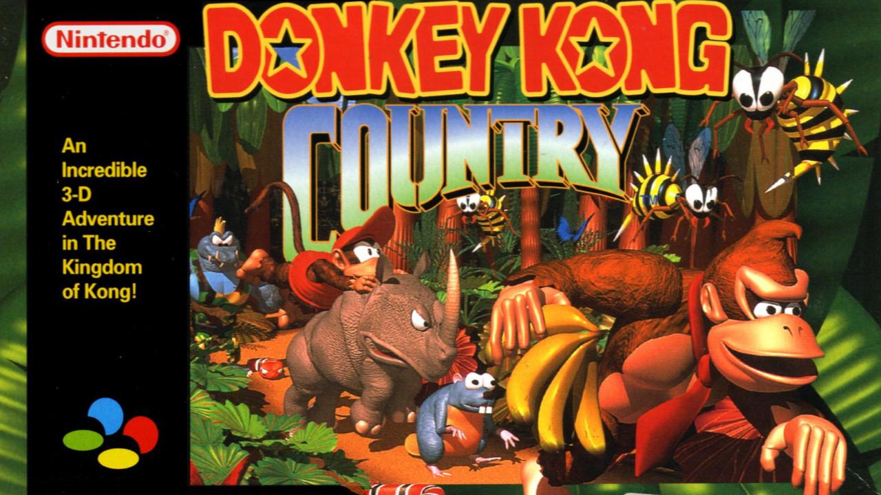 Donkey Kong Country: Обзор игры