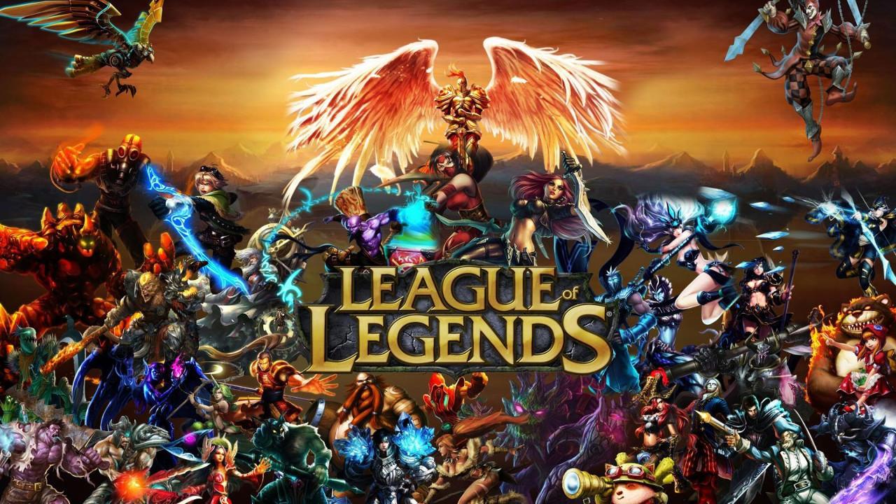 League of Legends: Обзор игры