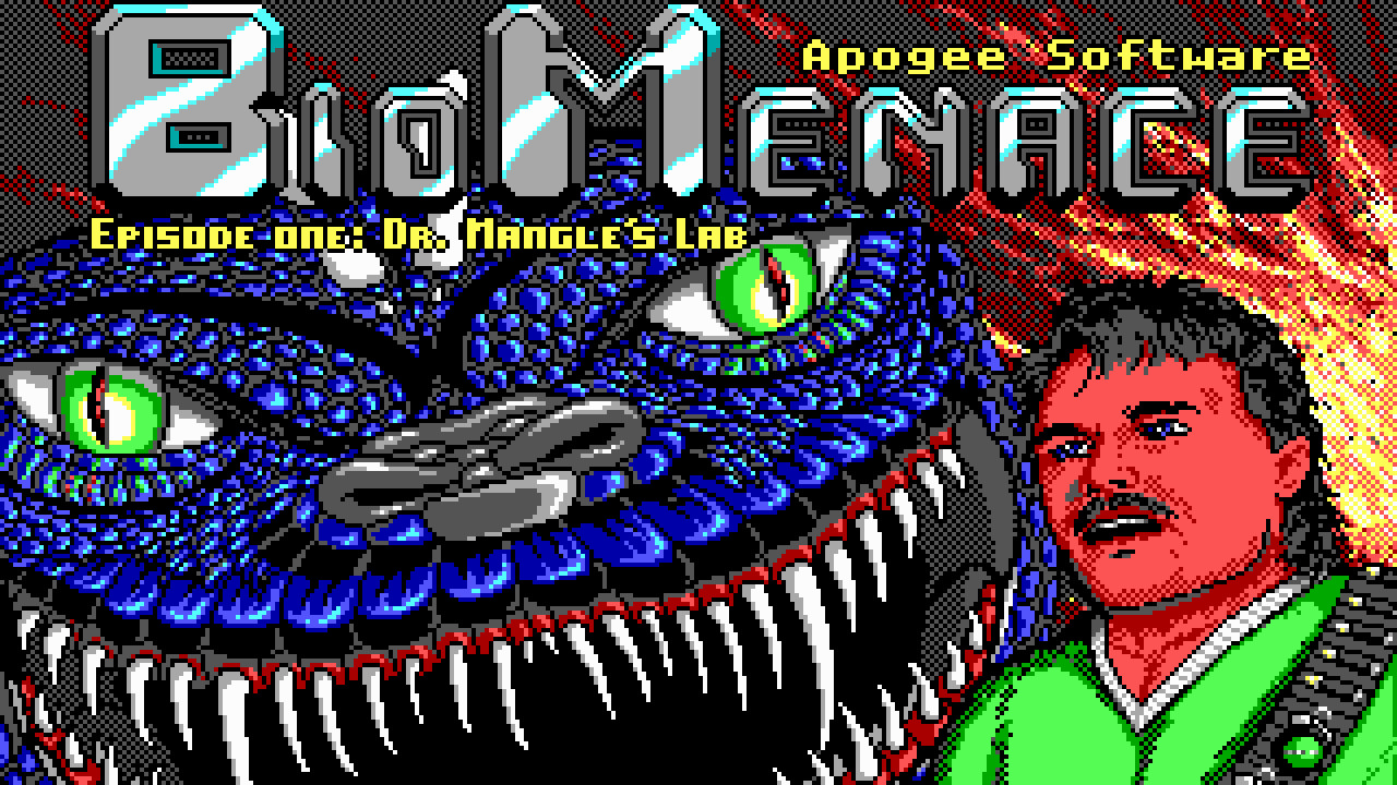 Bio Menace: Обзор игры