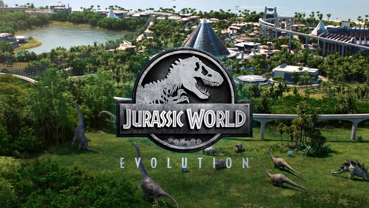 Jurassic World Evolution: Обзор игры
