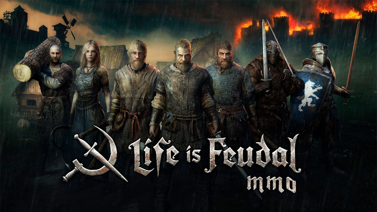 Life Is Feudal: MMO: Обзор игры