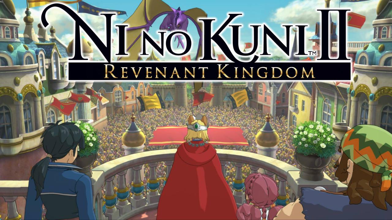 Ni no Kuni 2: Revenant Kingdom: Обзор игры