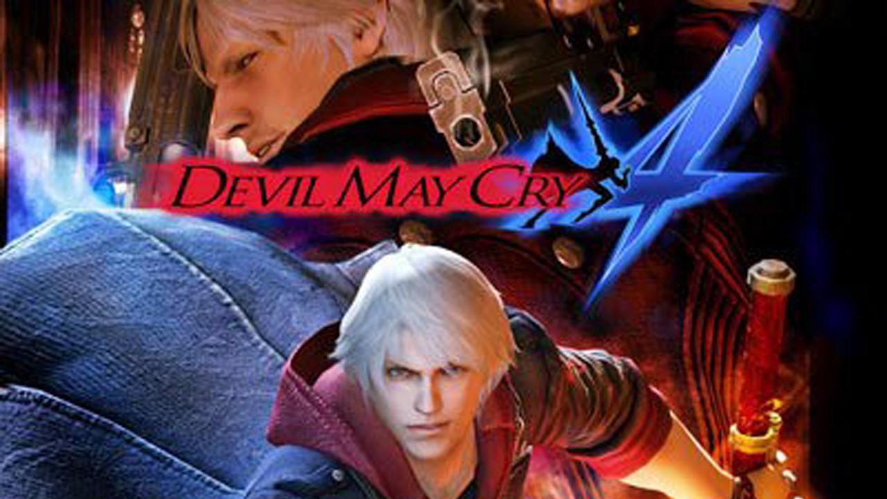 Devil May Cry 4: Обзор игры