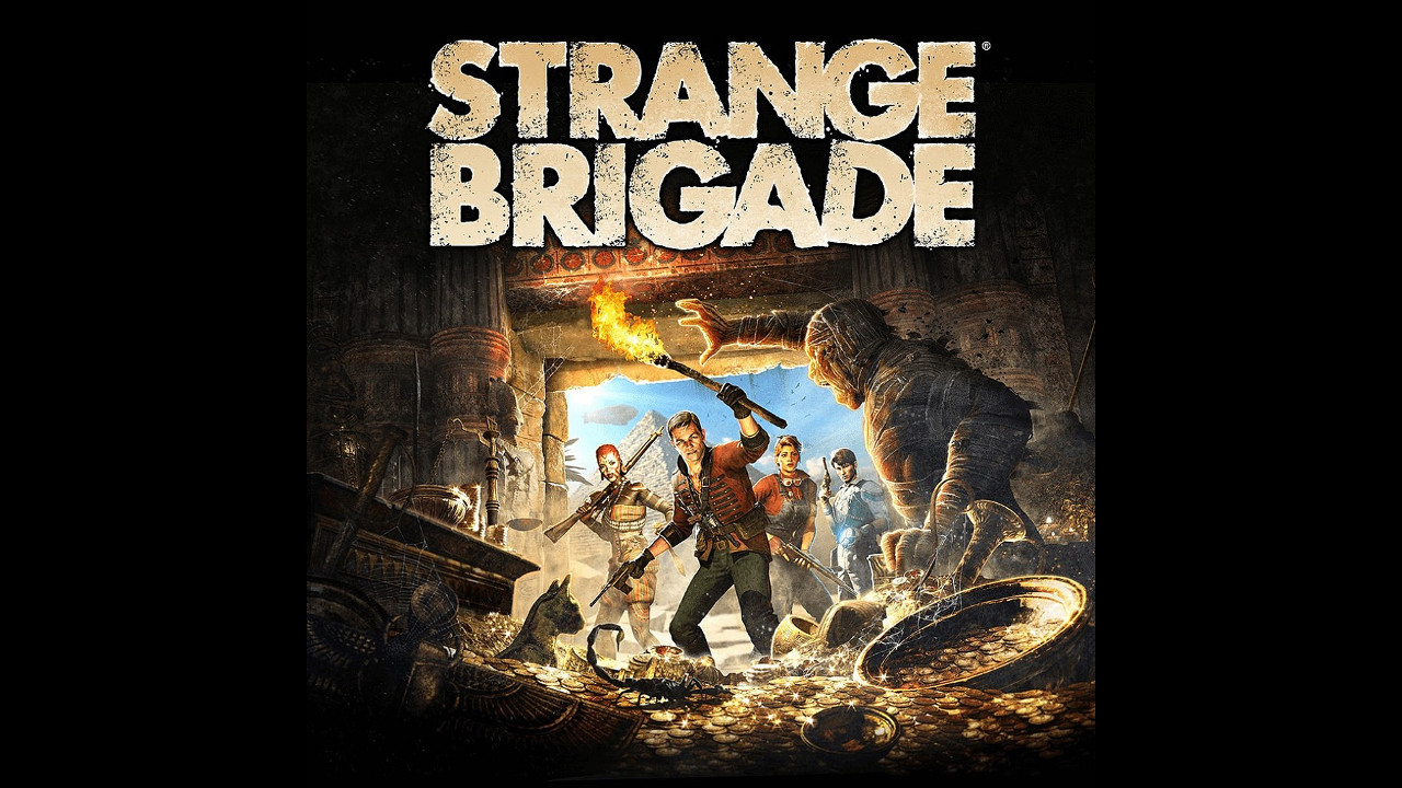 Strange Brigade: Обзор игры